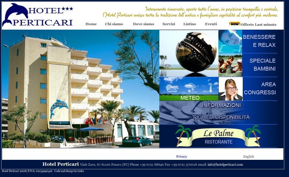 Hotel Perticari 2009