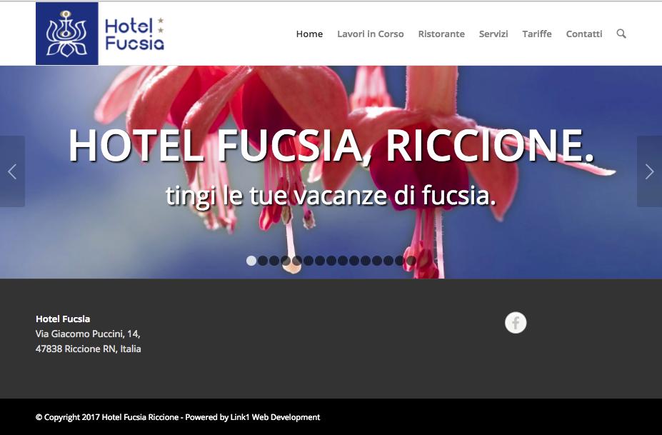 Hotel Fucsia - Riccione