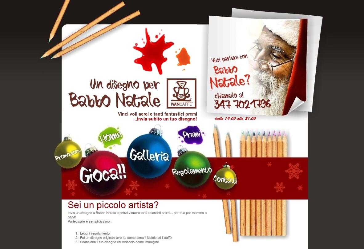 Un disegno per Babbo Natale 2010