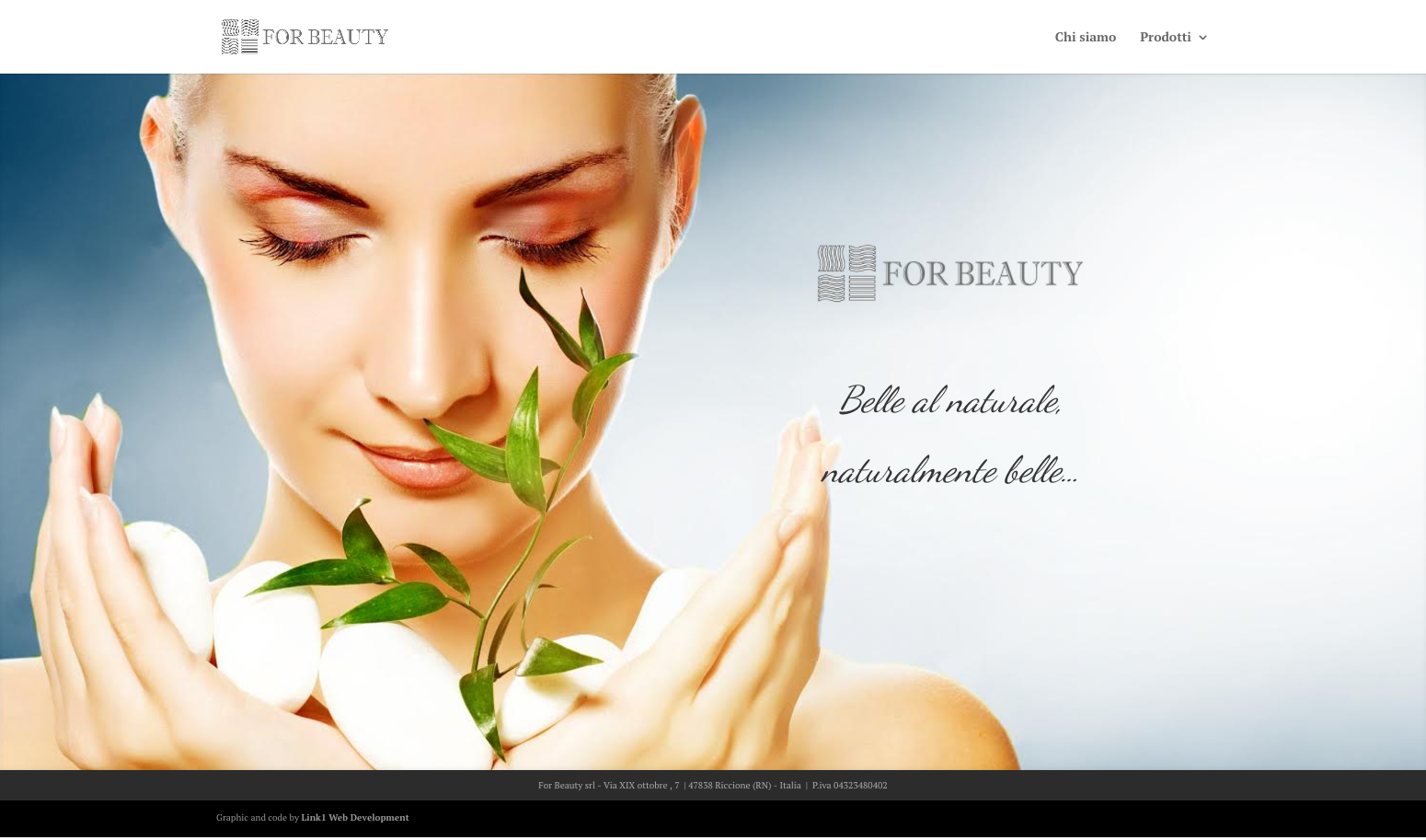 For Beauty - www.forbeauty.it