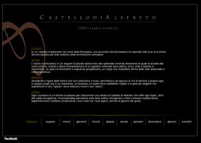 Castello di Albereto