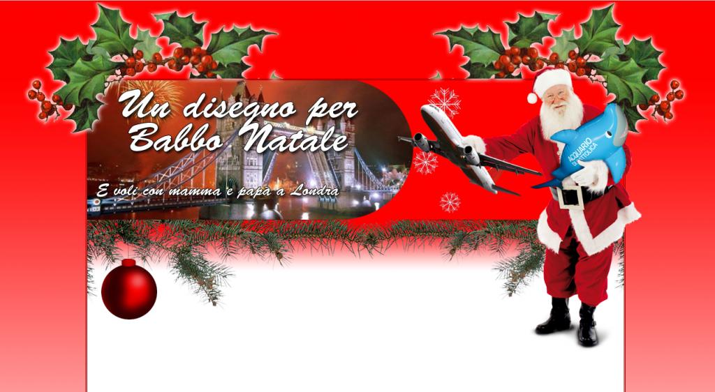Un disegno per Babbo Natale 2011