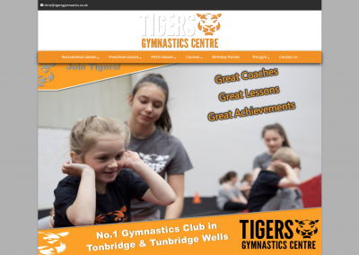 Tigers Gymnastic