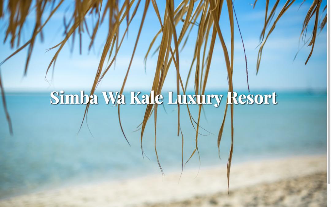 Simba Wa Kale Resort